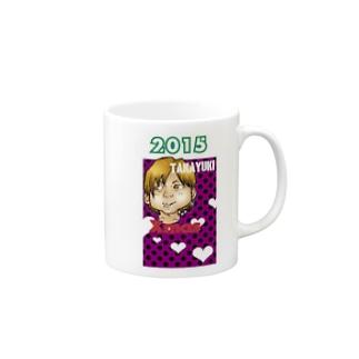 Tカップ Mugs