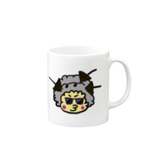 あふろのまさ坊 Mugs