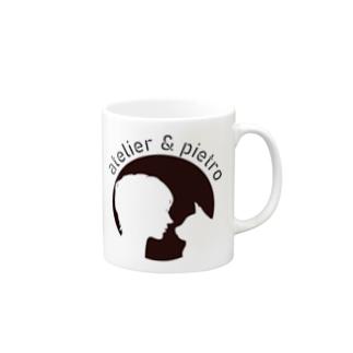 oshima Black Mugs
