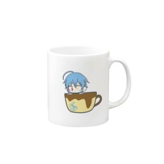 マグカップぽるろグッズ Mugs