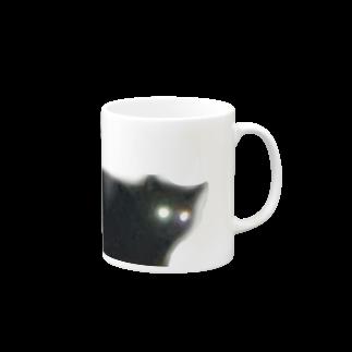 Filth_ClosetのThe Blvck Cat Mugs