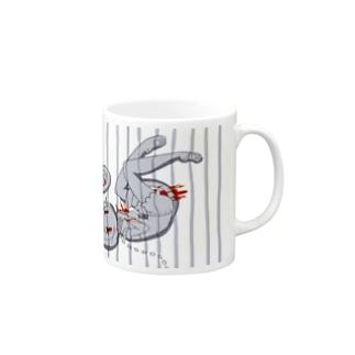 猫ちゃん Mugs