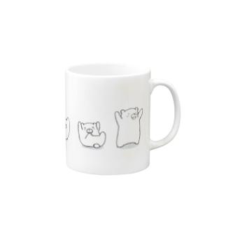 ころりんあんこすきー Mugs