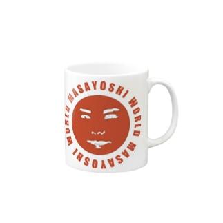 MASAYOSHI WORLD Mugs