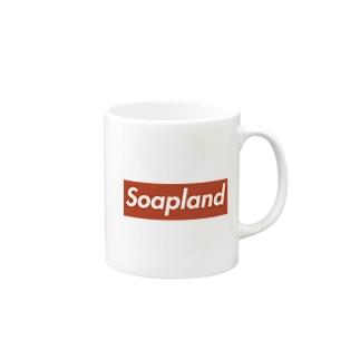 ソープランド Mugs