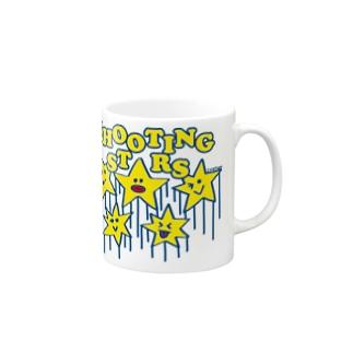 Shooting Stars マグカップ