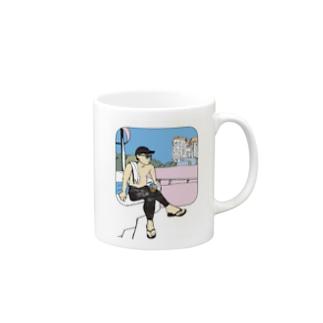 🏊♀️POOL SIDE🏊♀️ Mugs
