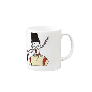 烏帽子様 Mugs