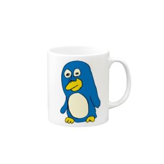 ペンギンの三好さん Mugs
