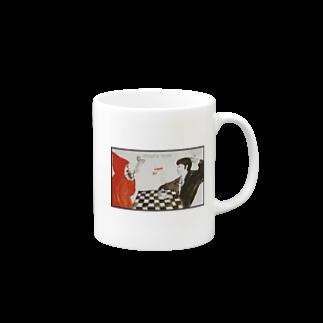 モロッコ商店のコーヒー&シガレッツ Mugs