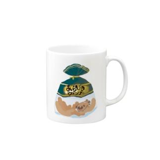 ウインナーパグ マグカップ
