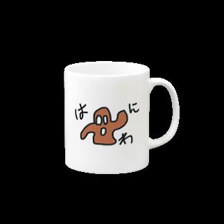 M-mamのはにわ Mugs