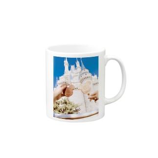 ディズニーアイスでいい雰囲気!? Mugs