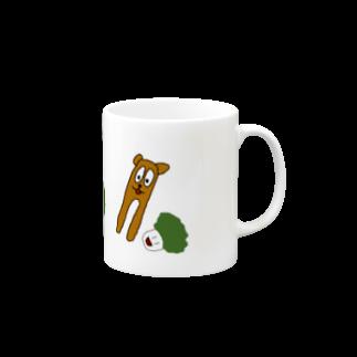 tokopikusyobunのブロッコリーカップ Mugs