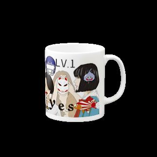 animabeatのL.V.1 Mugs