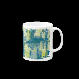 shirokumasaanの爽やかな草原 Mugs