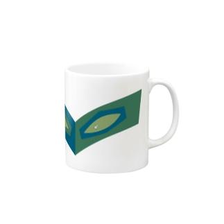 SZK GALLERYのkayanobi7 Mugs