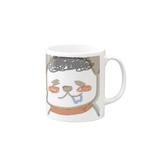 よだれわんこ Mugs