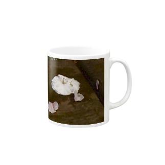 桜 サクラ cherry blossom DATA_P_112 春 spring Mugs