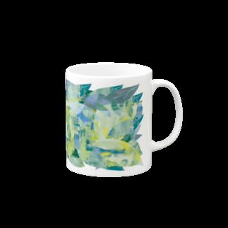 shirokumasaanの茶葉 Mugs