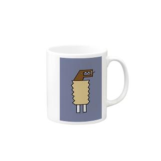 わたしのチェリー Mugs