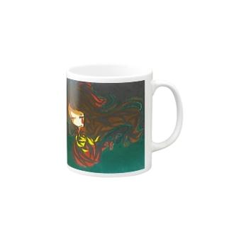 アスカマグカップ Mugs