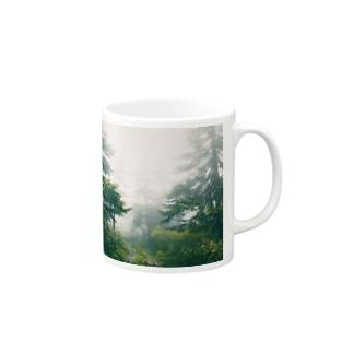森 Mugs