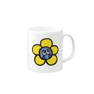 tear's flower Mugs