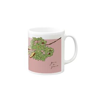 ギョイコウ Mugs