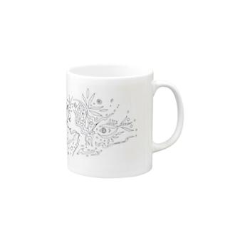 イツエ Mugs
