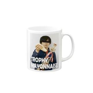トロフィーマヨネーズ Mugs