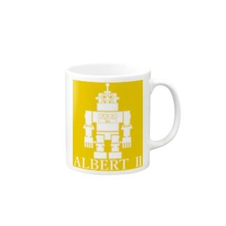 ALBERT Ⅱ Mugs