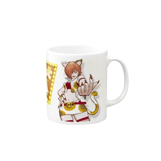 FUKU-MANEKI Mugs