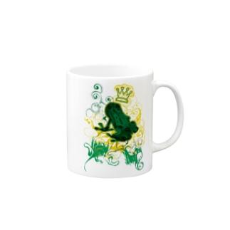 Poison_dart_frog Mugs