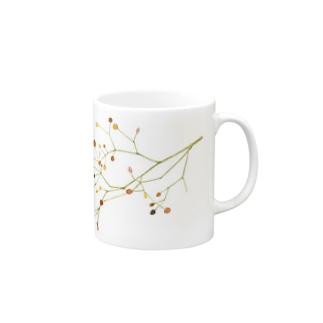 ハゼランのつぼみ Mugs