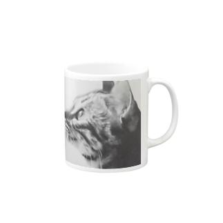 Regarder(ホギャルデ) Mugs