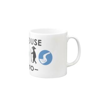 GUEST HOUSE 40010の40010 マグカップ Mugs