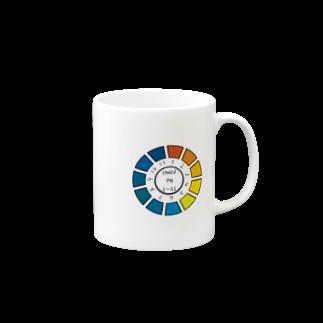 ケミスリのリトマス試験紙-pH測定- Mugs