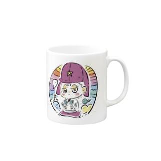 おんみぃーじくん Mugs