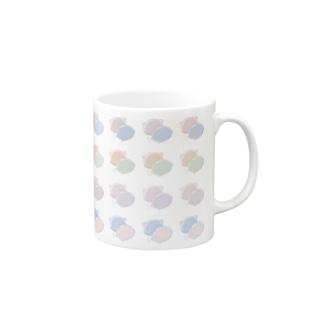 ぽしぽし Mugs