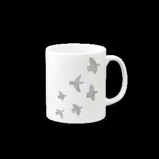 Lil tahti (リル タハティ)のtoriグレー 北欧 Mugs