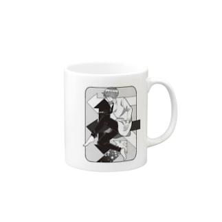 原宿になりきれない Mugs