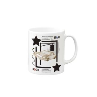 RakiRockパーフェクトグッズ2 Mugs