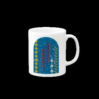 cdh-designのタチウオ Mugs