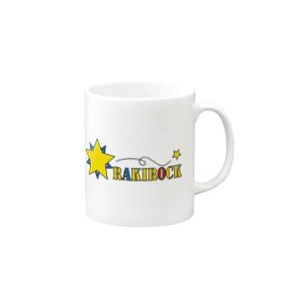 RakiRockパーフェクトグッズ1 Mugs