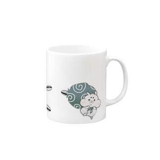 ハムスターちゅっちゃ Mugs