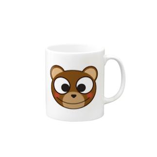 スマイリーベアー2 Mugs
