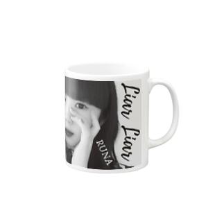 【web限定】LiarLiar コラボマグカップ Mugs