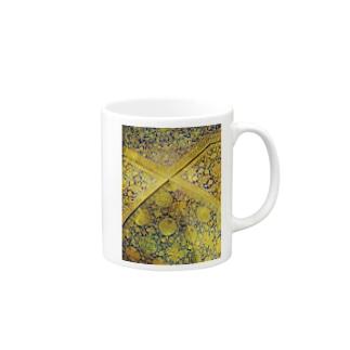 アラベスク:ペルシアの藍 Mugs