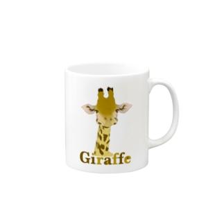 Giraffe マグカップ